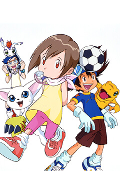 Novela Digimon Adventure 2