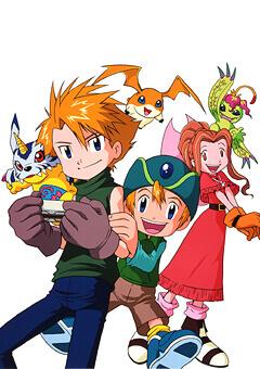 Novela Digimon dobrodružství