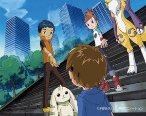 757px Digimon tamers promo art4