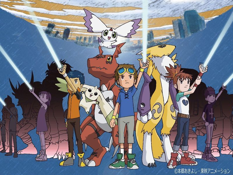 800px Digimon tamers promo art3